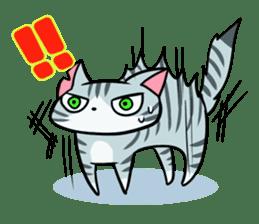 STRAY CATS sticker #760955