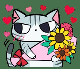 STRAY CATS sticker #760959