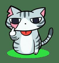STRAY CATS sticker #760978