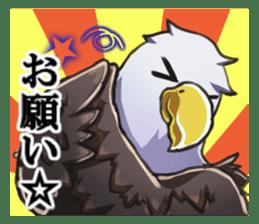 Bald eagle sticker #761306