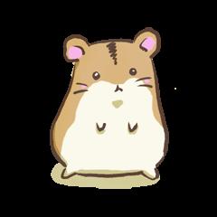 Yuru2 Hamster