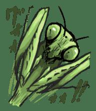 Mantis sticker #763202