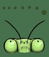 Mantis sticker #763216