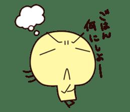 "Daily life of ""Marrkun"" sticker #763587"