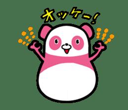 NagomiPanda sticker #763903