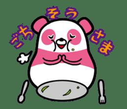 NagomiPanda sticker #763918