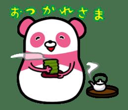 NagomiPanda sticker #763942