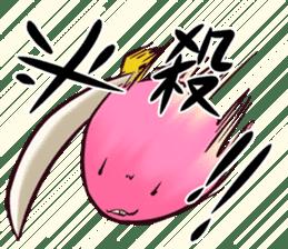 Would peach sticker #765886