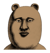 Mutchiree-Mura sticker #767031