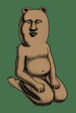 Mutchiree-Mura sticker #767034