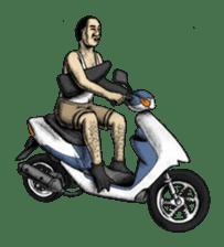 Mutchiree-Mura sticker #767040