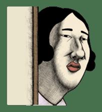 Mutchiree-Mura sticker #767045