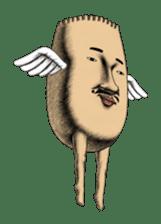 Mutchiree-Mura sticker #767060