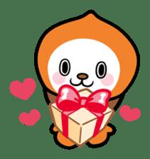 naga-don sticker #767954