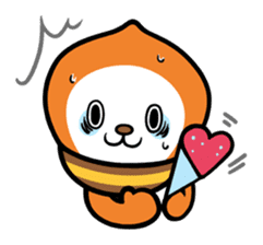 naga-don sticker #767960