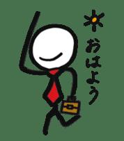 Business Stick Figures sticker #768152