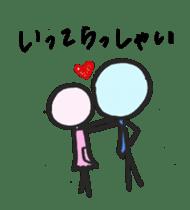 Business Stick Figures sticker #768170