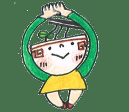 Ramen-chan sticker #769680