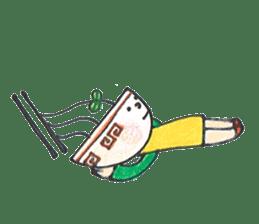 Ramen-chan sticker #769694