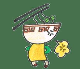 Ramen-chan sticker #769699