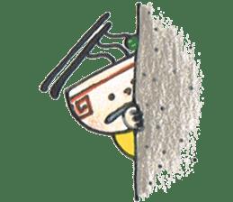 Ramen-chan sticker #769707