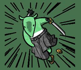 Samurai Mr.Bakumatsu sticker #769791