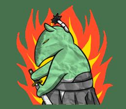 Samurai Mr.Bakumatsu sticker #769805