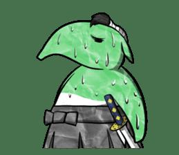 Samurai Mr.Bakumatsu sticker #769808