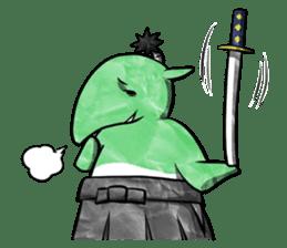 Samurai Mr.Bakumatsu sticker #769812