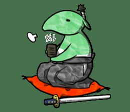 Samurai Mr.Bakumatsu sticker #769819
