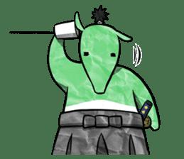 Samurai Mr.Bakumatsu sticker #769823