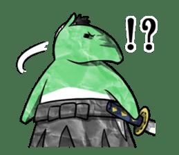 Samurai Mr.Bakumatsu sticker #769828