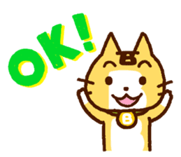 Blood type cat sticker sticker #770208