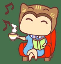 """Cat O' Cap """"Nya-tan"""" sticker #770675"""