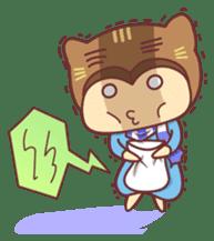"""Cat O' Cap """"Nya-tan"""" sticker #770704"""