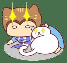 """Cat O' Cap """"Nya-tan"""" sticker #770709"""