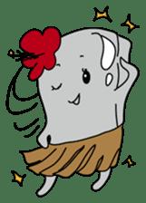 vitapara-kun & friends sticker #772727