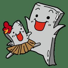 vitapara-kun & friends sticker #772743