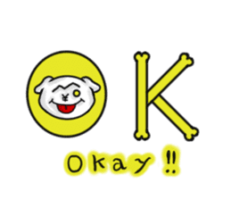 ACKEY WORLD 2 (English ver.) sticker #774031