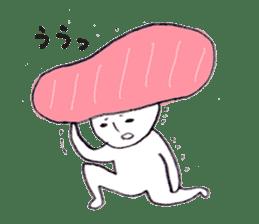 chu-toro sticker #775032