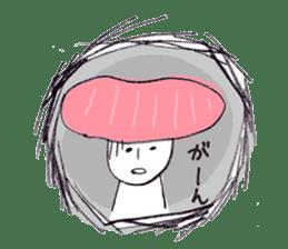 chu-toro sticker #775033
