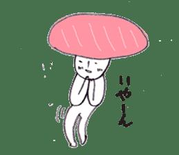 chu-toro sticker #775034