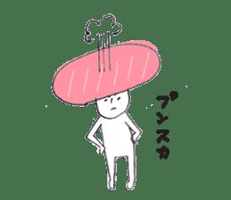 chu-toro sticker #775044