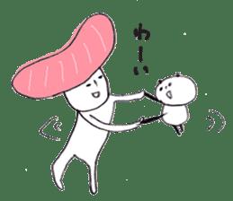 chu-toro sticker #775048