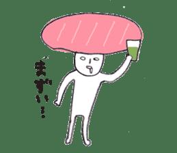 chu-toro sticker #775061