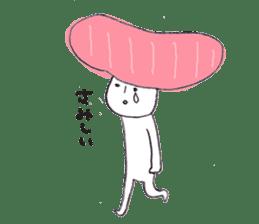 chu-toro sticker #775064