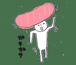 chu-toro sticker #775065