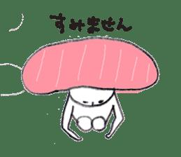 chu-toro sticker #775069