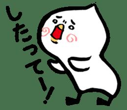 Bird of hokkaido sticker #775076