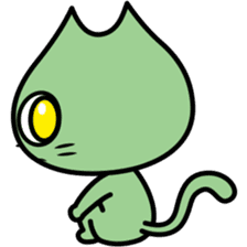 Fute Neko sticker #777072